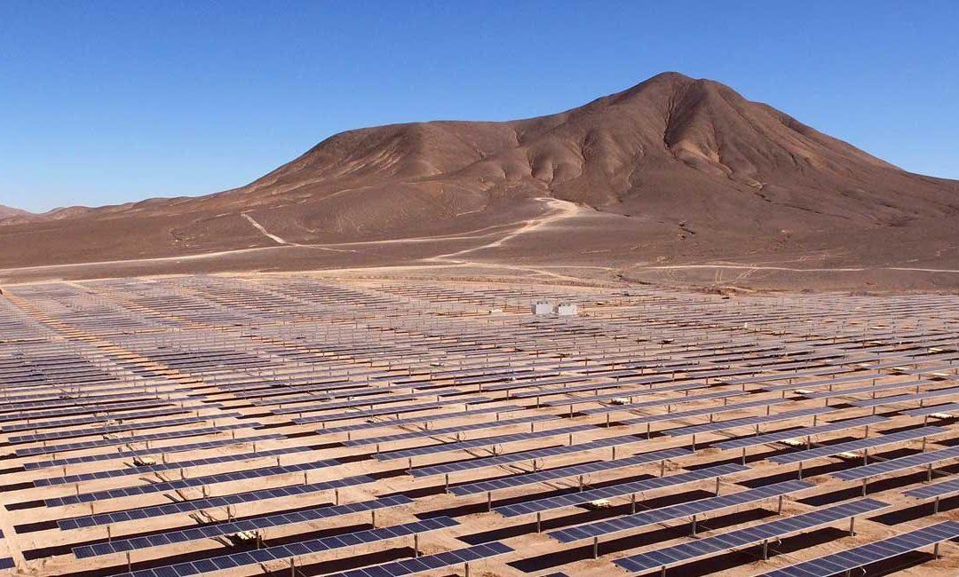 Ingenostrum entre las mayores plantas solares de Chile