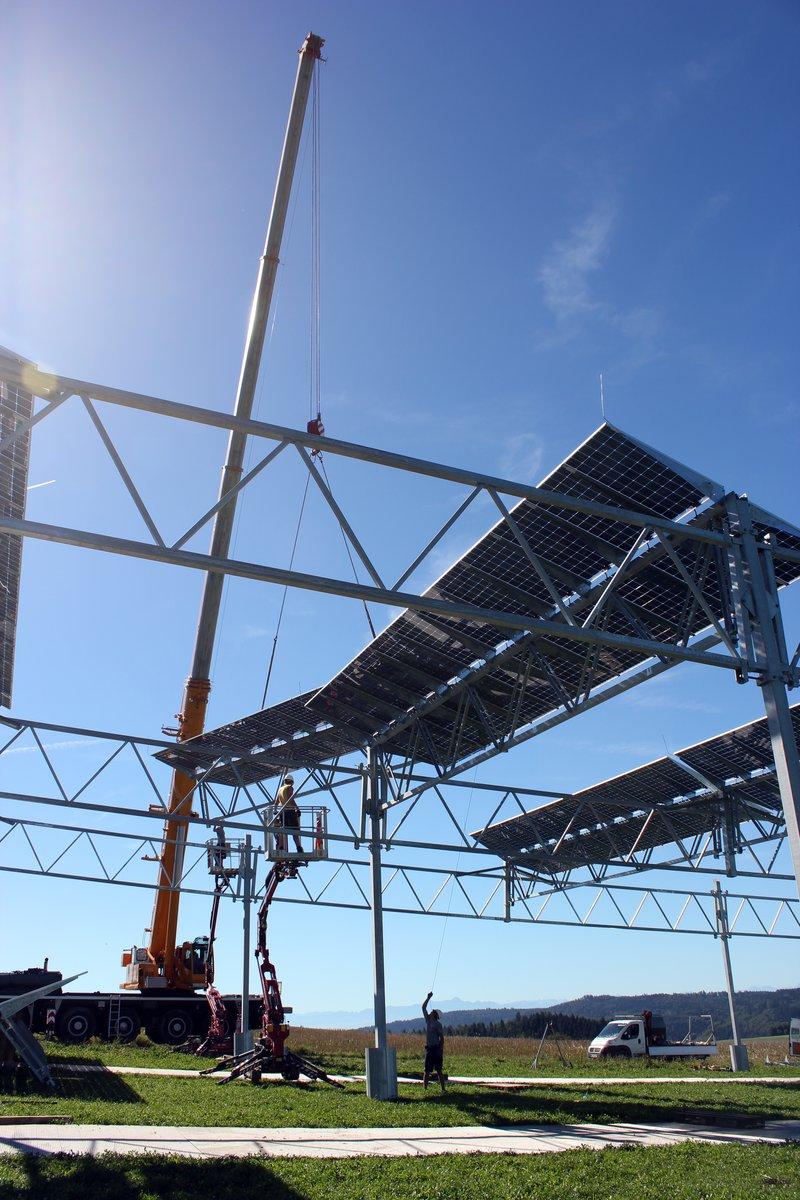 Energía fotovoltaica Capital Nostrum Fraunhofer-Institut für Solare Energiesysteme ISE