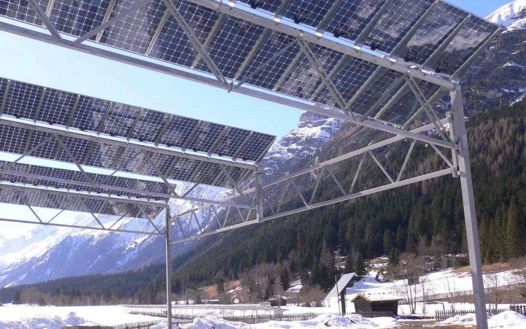 Energía fotovoltaica, cultivo con mayor rendimiento