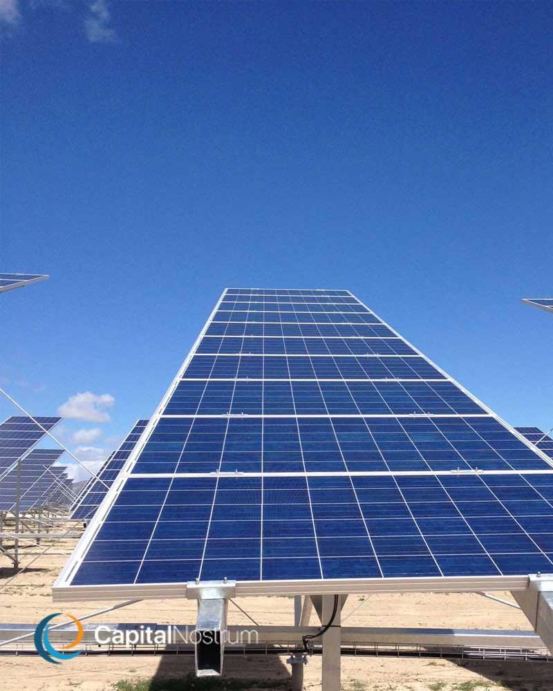capital nostrum seguidor solar